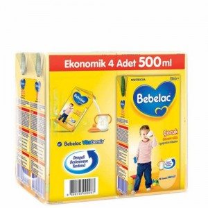 Bebelac Junior Sıvı (4*500 ML)