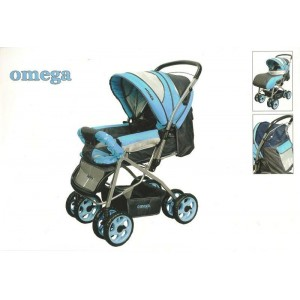 Baby Fox Omega Delux Puset